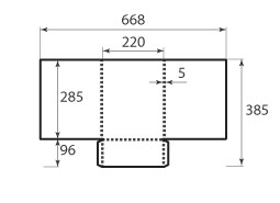 папка ФС 220x285x5