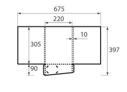 папка ФС 220x305x10