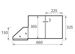Папка ФС 225x305x5