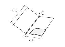Папка ФС 230x305x4 версия 2