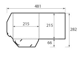 Папка ФВ 215x215