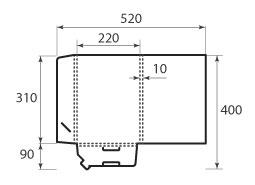 Папка ФВ 220x310x10 версия 1