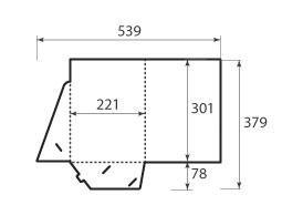 Папка ФВ 221x301