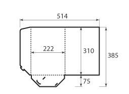 Папка ФВ 222x310