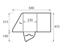 Папка ФВ 230x315