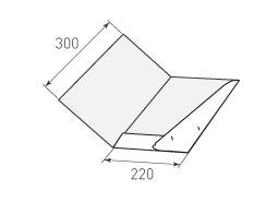 Папка ФВ 220x300
