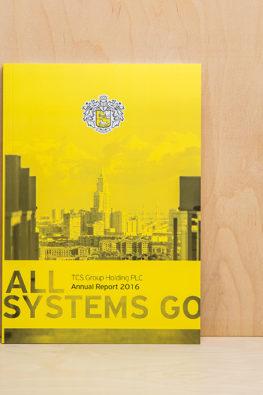 """Годовой отчет банка Тинькофф """"All Systems Go"""""""