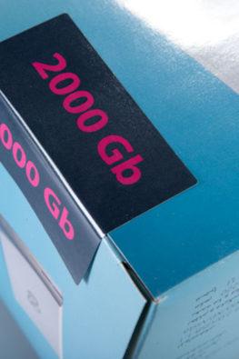 Стикеры на упаковку электроники 3Q 07