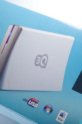 Стикеры на упаковку электроники 3Q 09